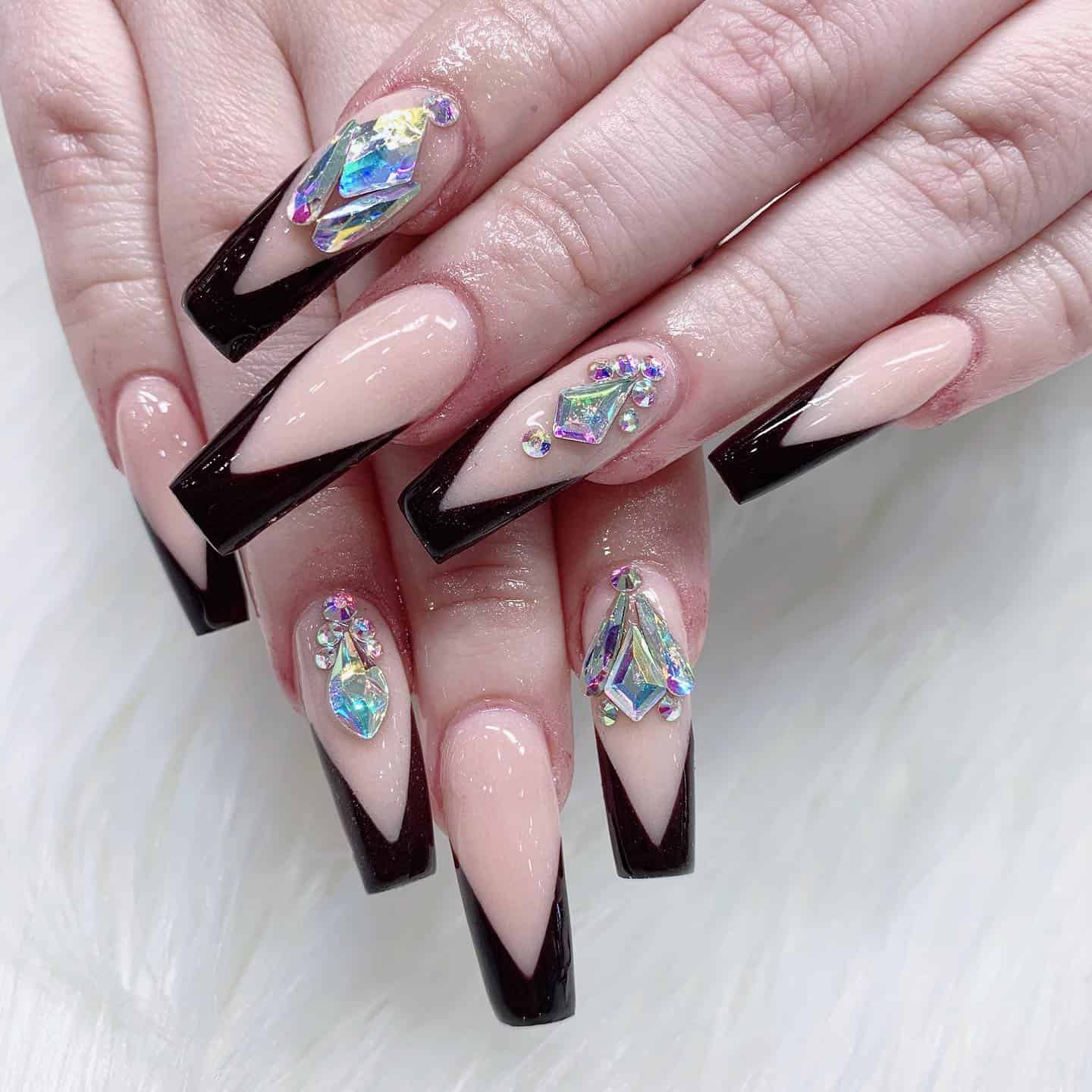 Custom Nails Design