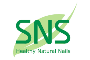 SNS Healthy Natural Nails - Logo